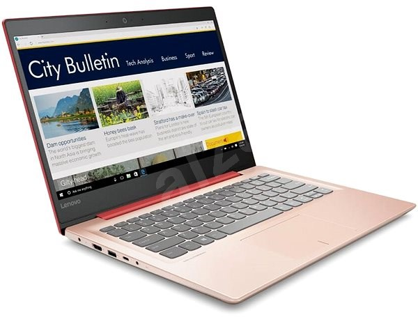 Lenovo IdeaPad 320s-14IKBR Coral Red - Laptop | Alzashop com