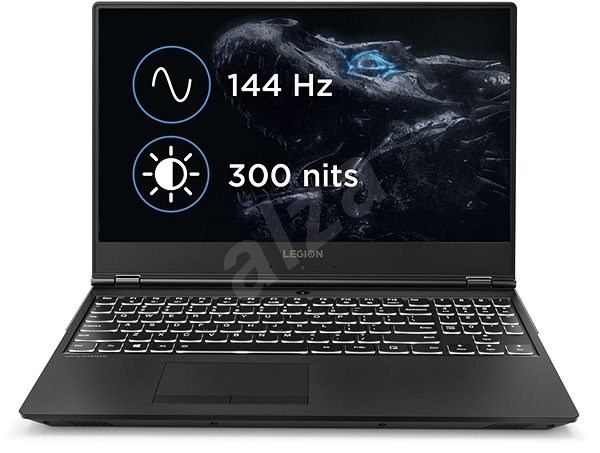 Lenovo Legion Y530-15ICH Black - Gaming Laptop