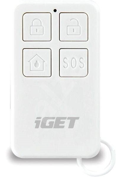 iGET SECURITY M3P5 - remote control (keychain) for alarm operation - Remote Control