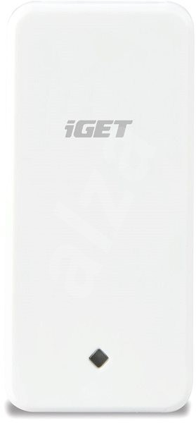 IGET SECURITY M3P10 - Wireless Vibration Detector - Vibration Detector
