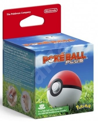 Nintendo Switch Poké Ball Plus - Gamepad