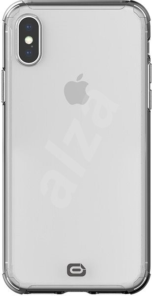 Odzu Protect Thin Case Clear iPhone X - Protective Case