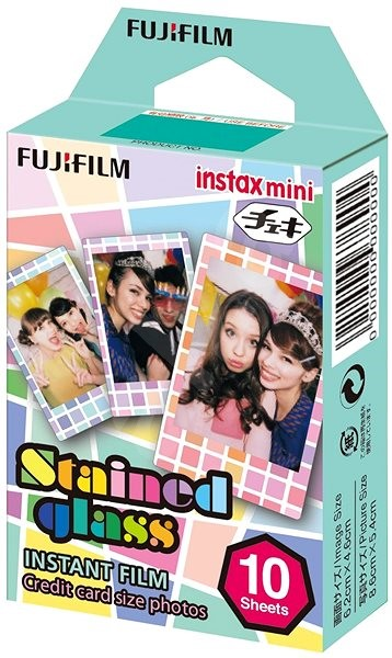 Fujifilm Instax Mini Stained Glass WW1 - Photo Paper