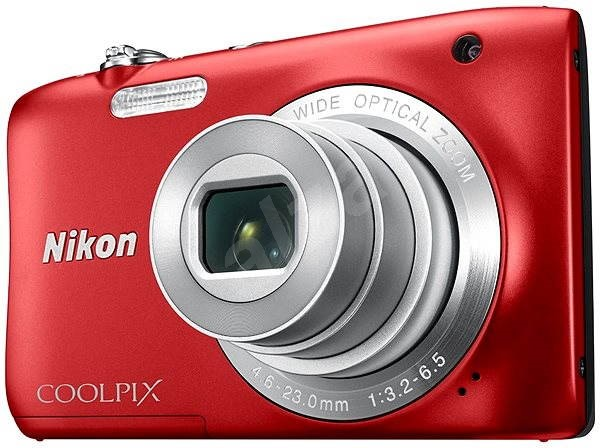 Nikon COOLPIX S2900 red - Digital Camera