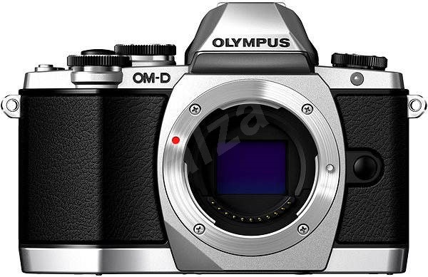Olympus E-M10 BODY silver  - Digital Camera