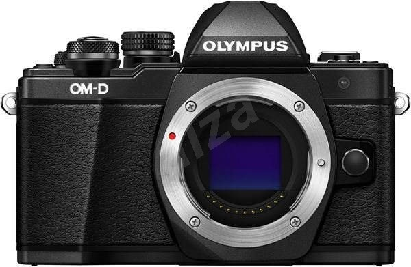 Olympus E-M10 Mark II Black Body - Digital Camera