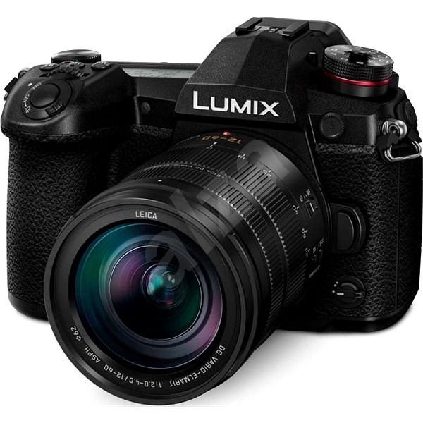 Panasonic LUMIX DC-G9 + Leica 12-60mm f/2.8-4.0 ASPH Power OIS Black - Digital Camera