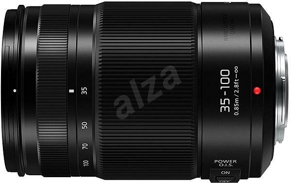 Panasonic Lumix G X 35-100mm F2.8 II Power OIS black - Lens