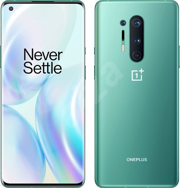 OnePlus 8 Pro 128GB, Green - Mobile Phone | Alzashop.com