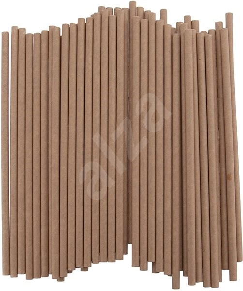 ORION Straw, 50pcs, 19.5cm - Accessories