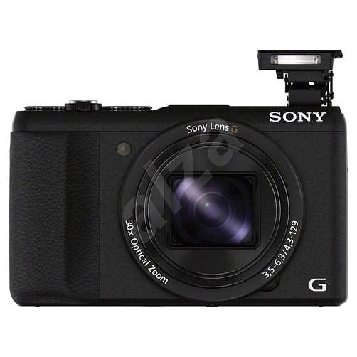 Sony CyberShot DSC-HX60 Black - Digital Camera