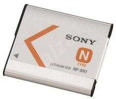 Sony NP-BN1 Rechargeable Lithium Battery for Sony CyberShot Camera DSC-W390, W380, W360, W350, W320, W310, TX7 and TX5 - Rechargeable Battery