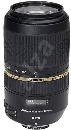 TAMRON SP AF 70-300mm F/4-5.6 Di VC USD for Canon