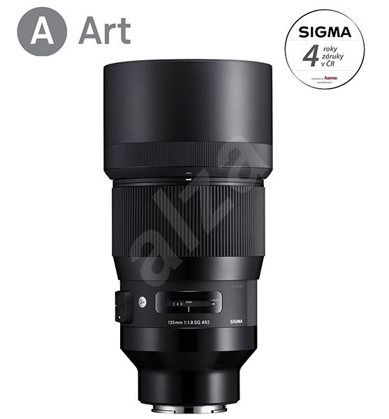 SIGMA 135mm f/1.8 DG HSM ART for Sony E - Lens