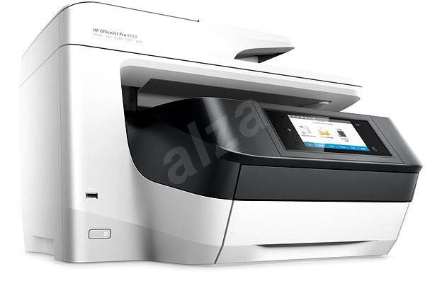 HP OfficeJet Pro 8720 e-All-in-One - Inkjet Printer