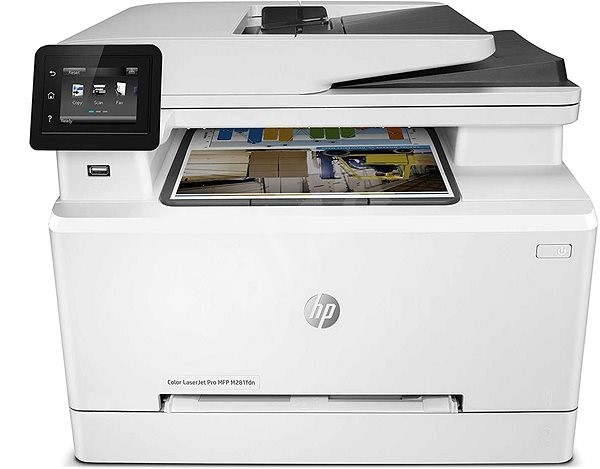 HP Color LaserJet Pro MFP M281fdn - Laser Printer
