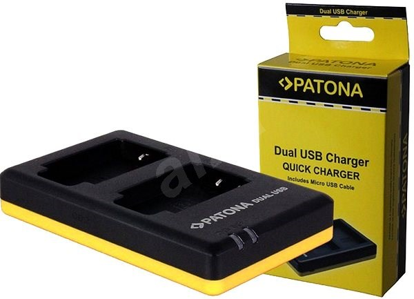 PATONA Photo Dual Quick Sony NP-FW50 - Battery Charger