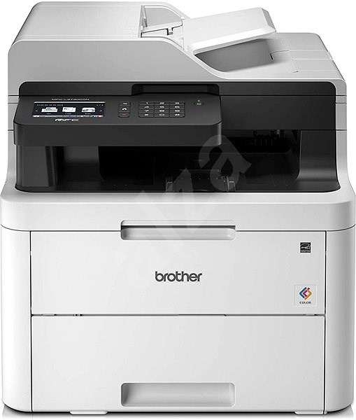 Brother MFC-L3730CDN - LED Printer