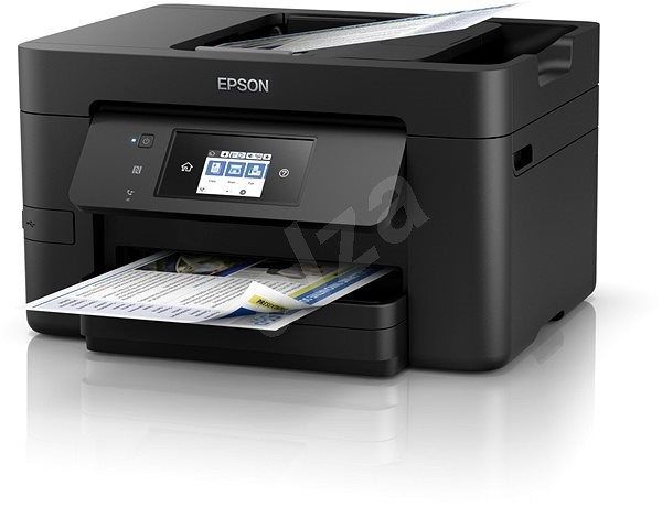 Epson WorkForce Pro WF-3720DWF - Inkjet Printer