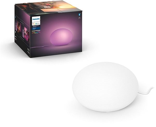 Philips Hue White and Color Ambiance Flourish 40904/31/P7 - Table Lamp