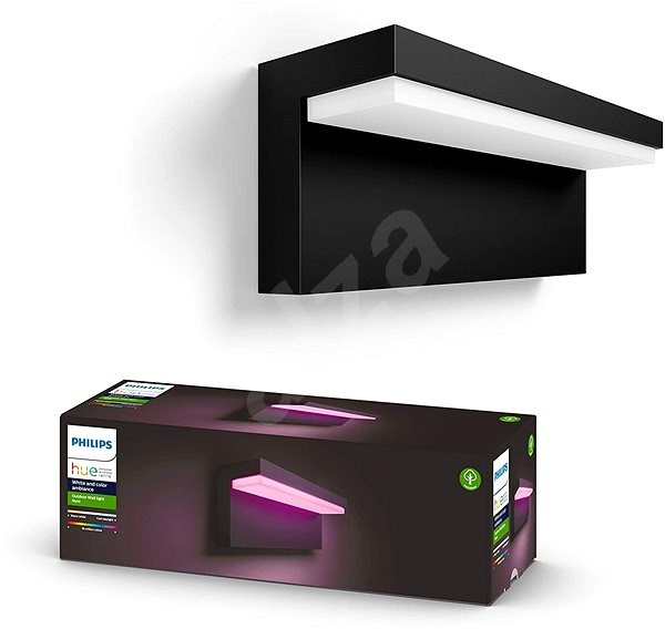 Philips Hue White and Colour Ambiance Nyro 17456/30/P7 - Wall Lamp