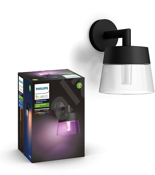 Philips Hue White and Color Ambiance Attract 17461/30/P7 - Wall Lamp