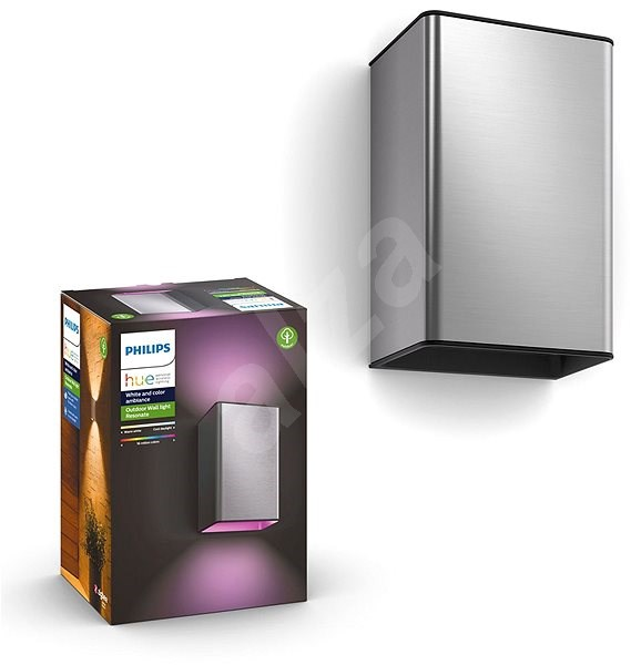 Philips Hue White and Color Ambiance Resonate 17464/47/P7 - Wall Lamp
