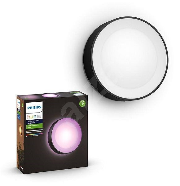 Philips Hue White and Color Ambiance Daylo 17465/30/P7 - Wall Lamp