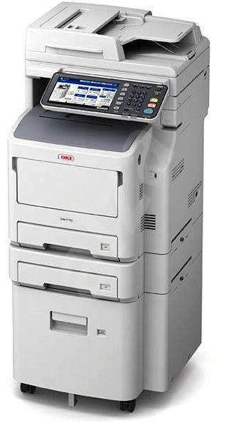 OKI MB770dnvfax - LED Printer