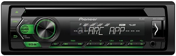 Pioneer DEH-S120UBG - Car Stereo Receiver