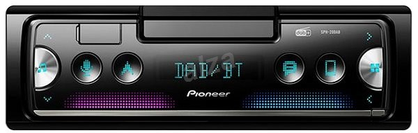 Pioneer SPH-20DAB - Car Stereo Receiver