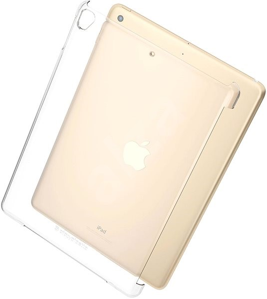 "Pipetto transparent rear cover for iPad 9.7"" 2017/2018 - Protective Cover"