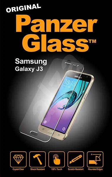 PanzerGlass for Samsung Galaxy J3 - Glass protector