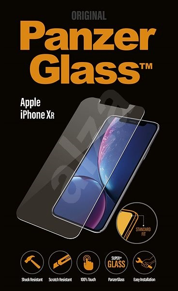 PanzerGlass Standard for Apple iPhone XR Clear - Glass protector