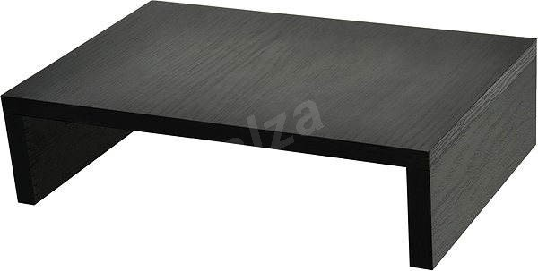 Monitor stand, size 10  (medium), black - Stand