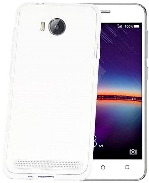 CELLY GELSKIN583 Clear - Mobile Case