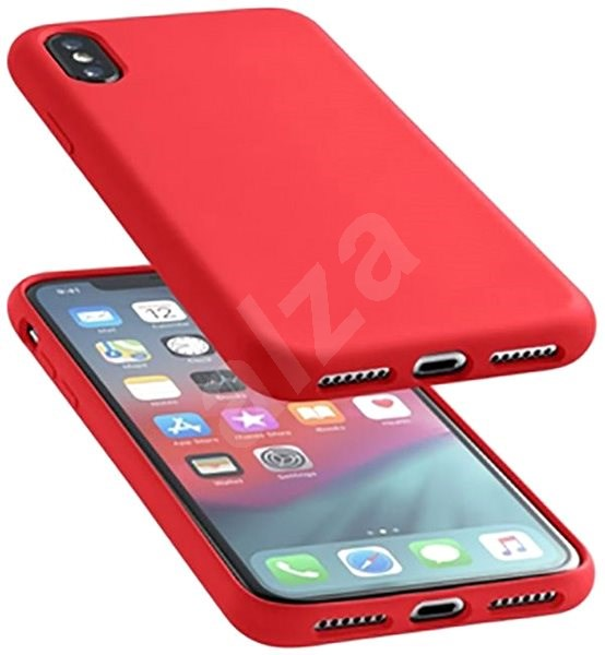 CellularLine SENSATION for Apple iPhone XS Max Red - Mobile Case