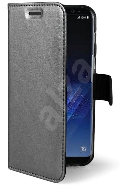CELLY Air for Samsung Galaxy S8 Plus Silver - Mobile Phone Case