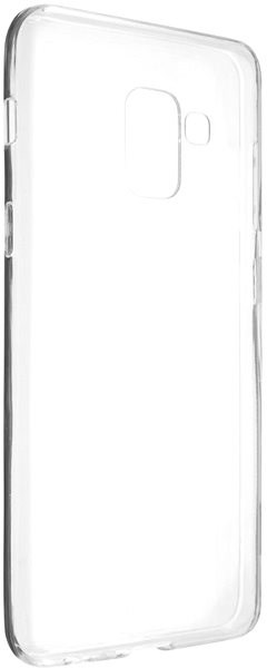 FIXED Skin for Samsung Galaxy A8 (2018), Clear - Mobile Case