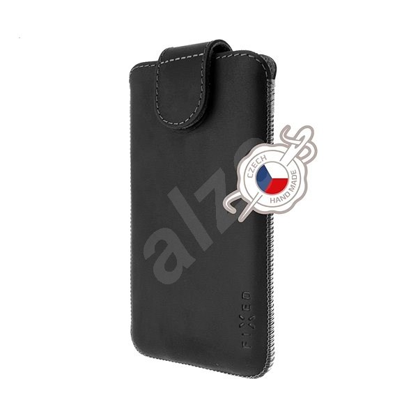 FIXED Posh, size 6XL, Black - Mobile Phone Case