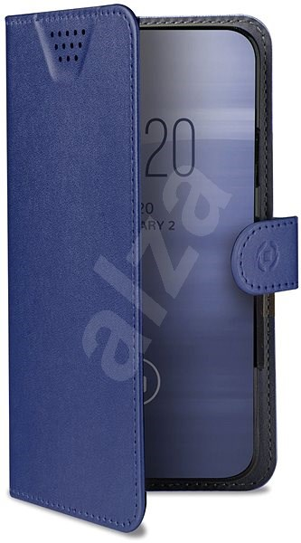 """CELLY Wally One, size XXXL for 5.5"""" - 6.0"""" Blue - Mobile Phone Case"""