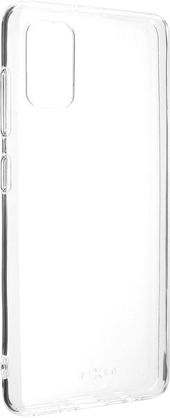 FIXED for Samsung Galaxy A41, Clear - Mobile Case