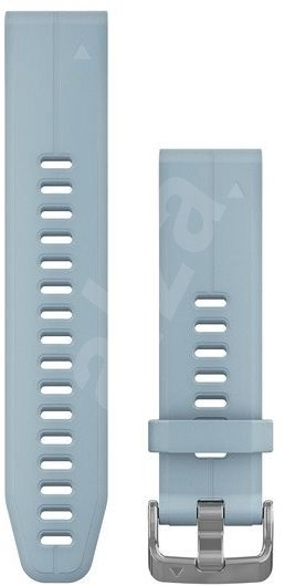 Garmin QuickFit 20 Silicone Light Grey - Watch band