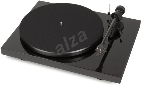 Pro-Ject Debut Carbon Phono USB + DC OM10 - black - Turntable