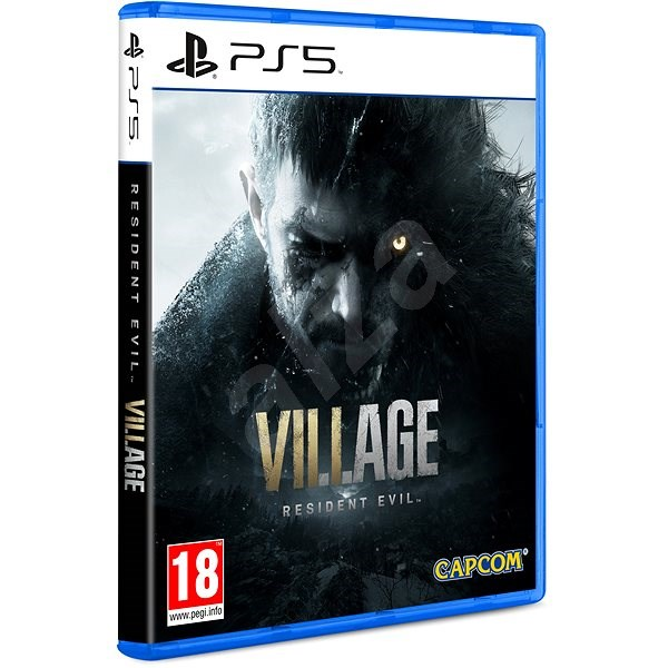 Resident Evil 8 Village Ps5 Console Game Alzashop Com