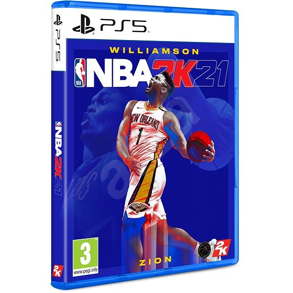 NBA 2K21 - PS5 - Console Game