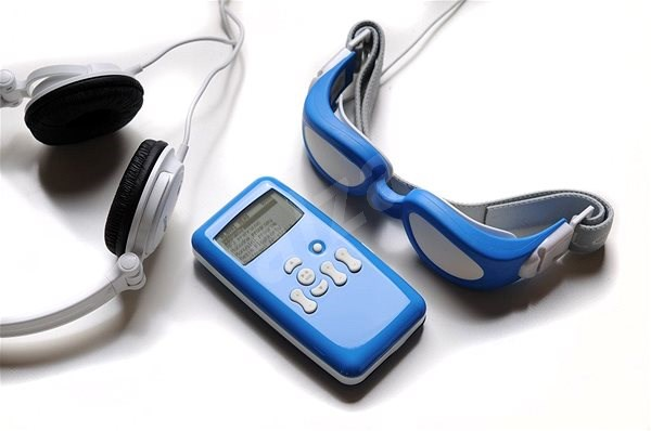 Psychowalkman - AVS Laxman Premium Blue - Mind machine
