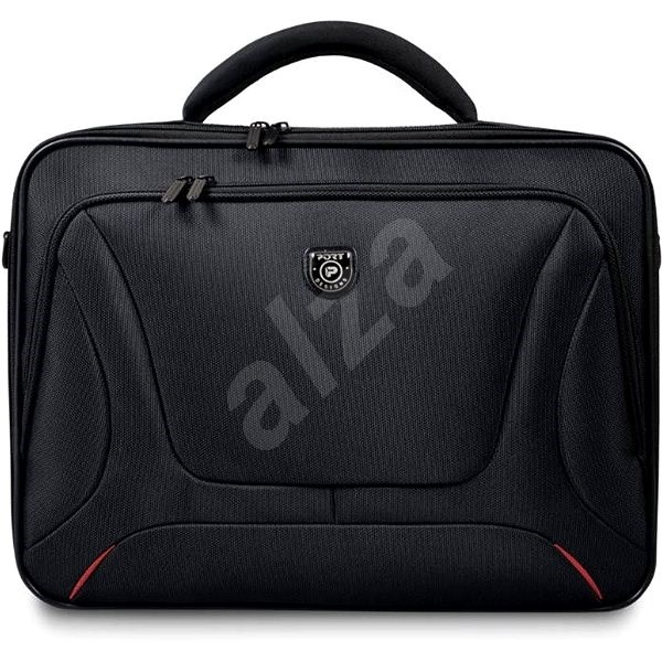 "PORT DESIGNS Courchevel CL 17.3"" black - Laptop Bag"