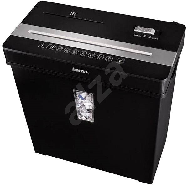 Hama Premium X8CD - Paper Shredder