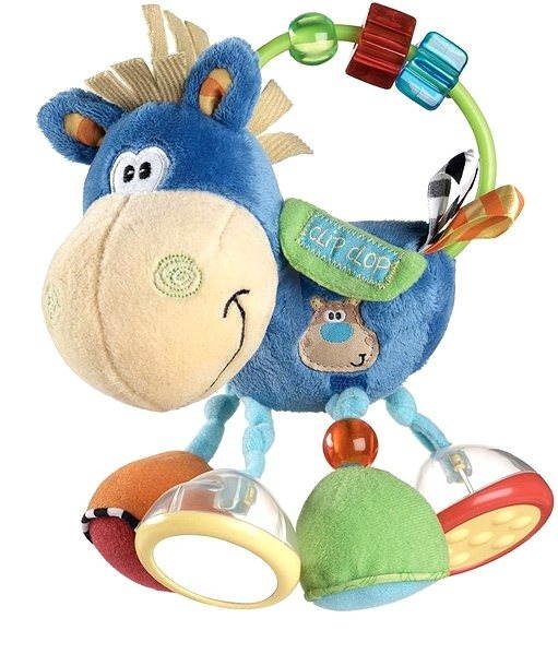 Playgro Clip Clop Activity Baby Rattle - Baby Rattle